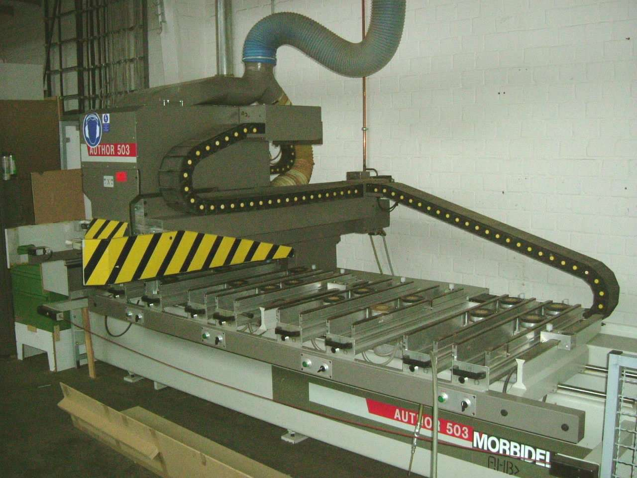 CNC Morbidelli author 503 STC