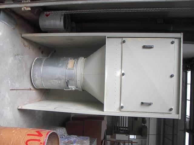 WYCIĄG DO LAKIERU z filtrem wodnym (WY - 2) BARLIN