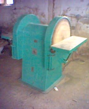 Szlifierka dwutarczowa SAFO ze stolikami 5,5 kw