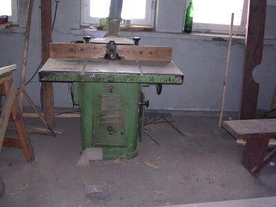frezarka gorzowska FJNE 2800+vat