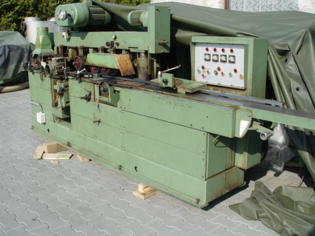 STRUGARKA czterostronna VERBOOM 180mm x120mm