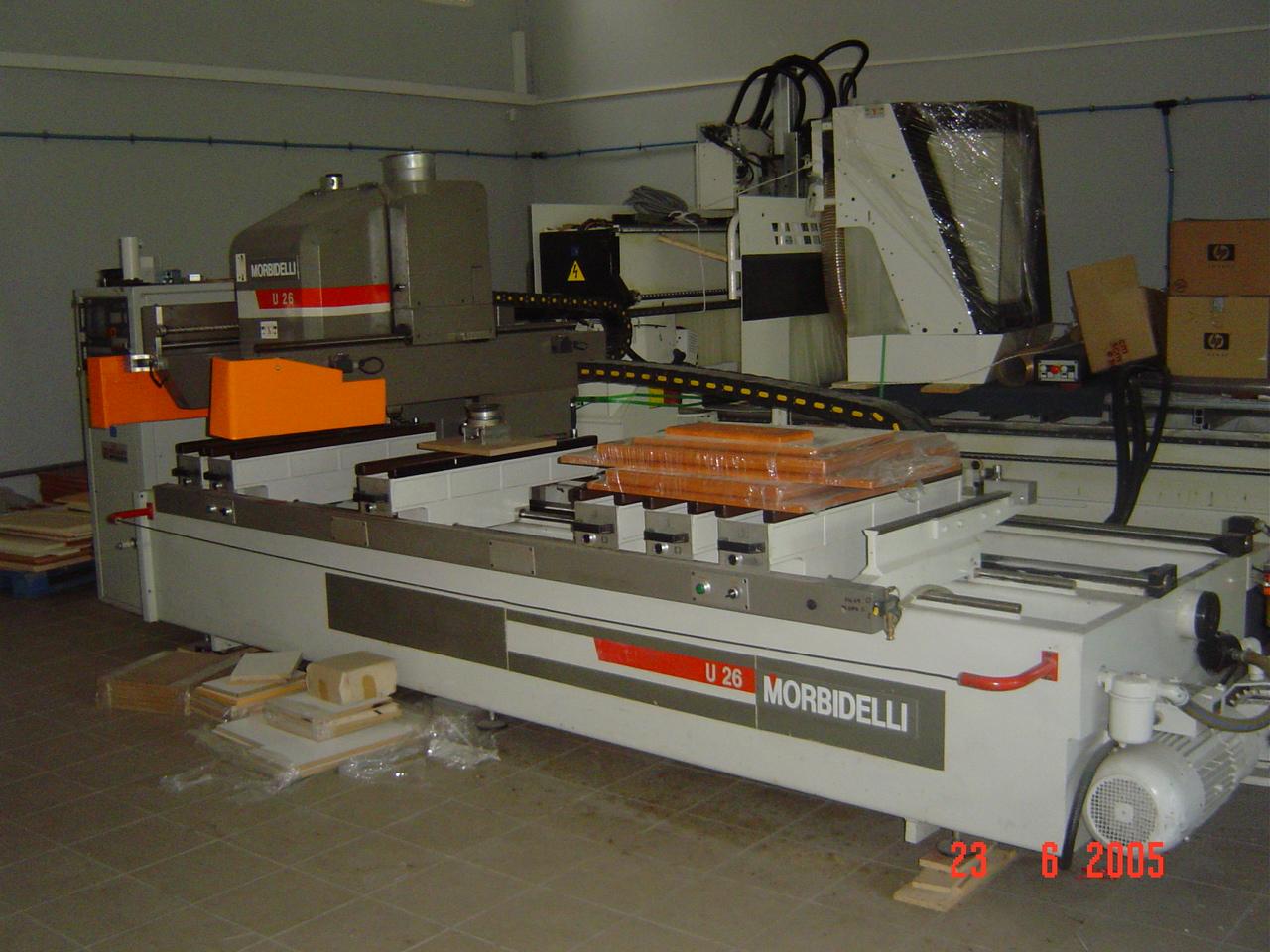 CNC MORBIDELLI U26