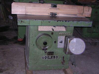 frezarka Gomad DFDA 2  3800+vat