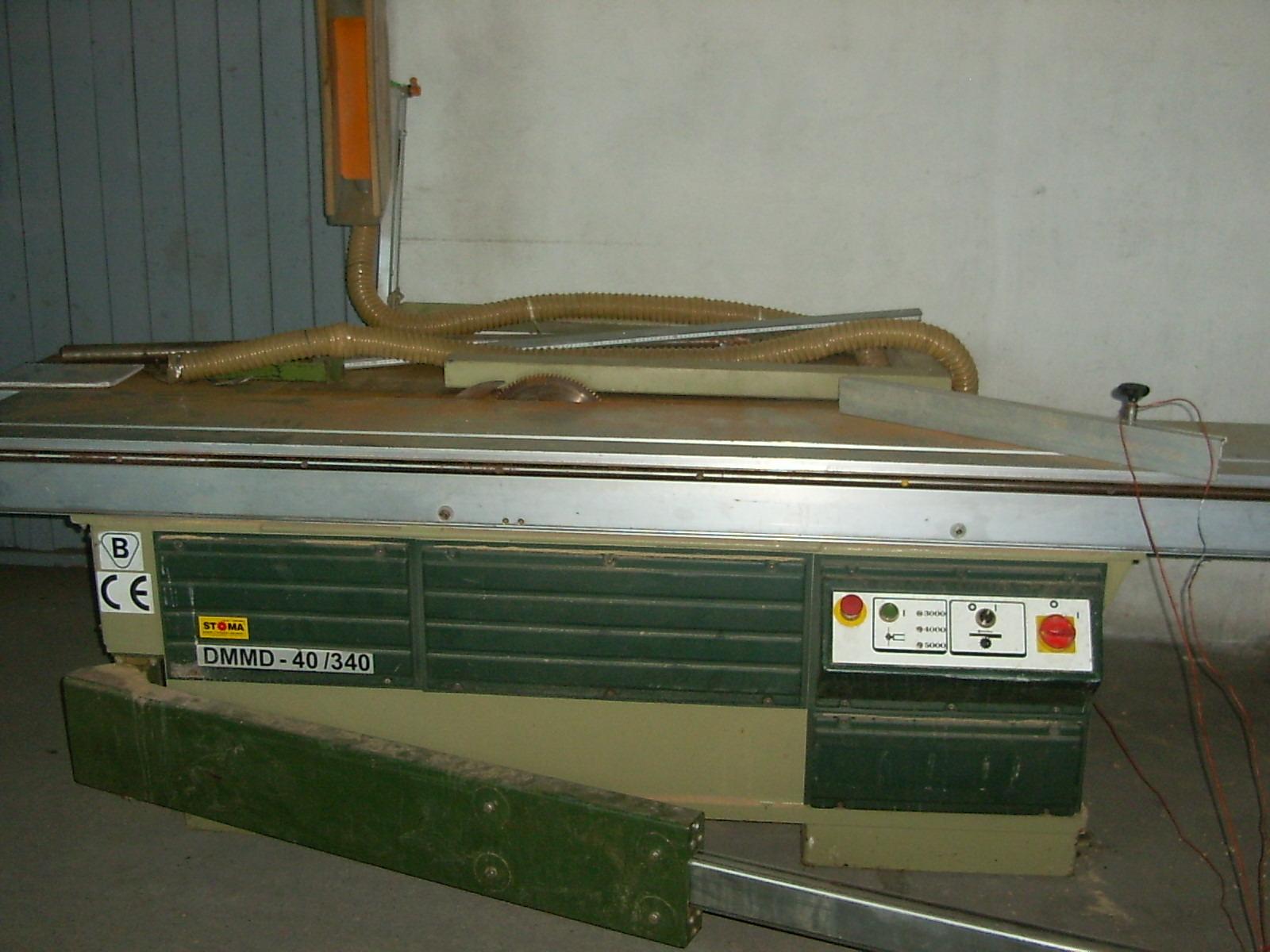 PilarkaTarczowa DMMD-40/340