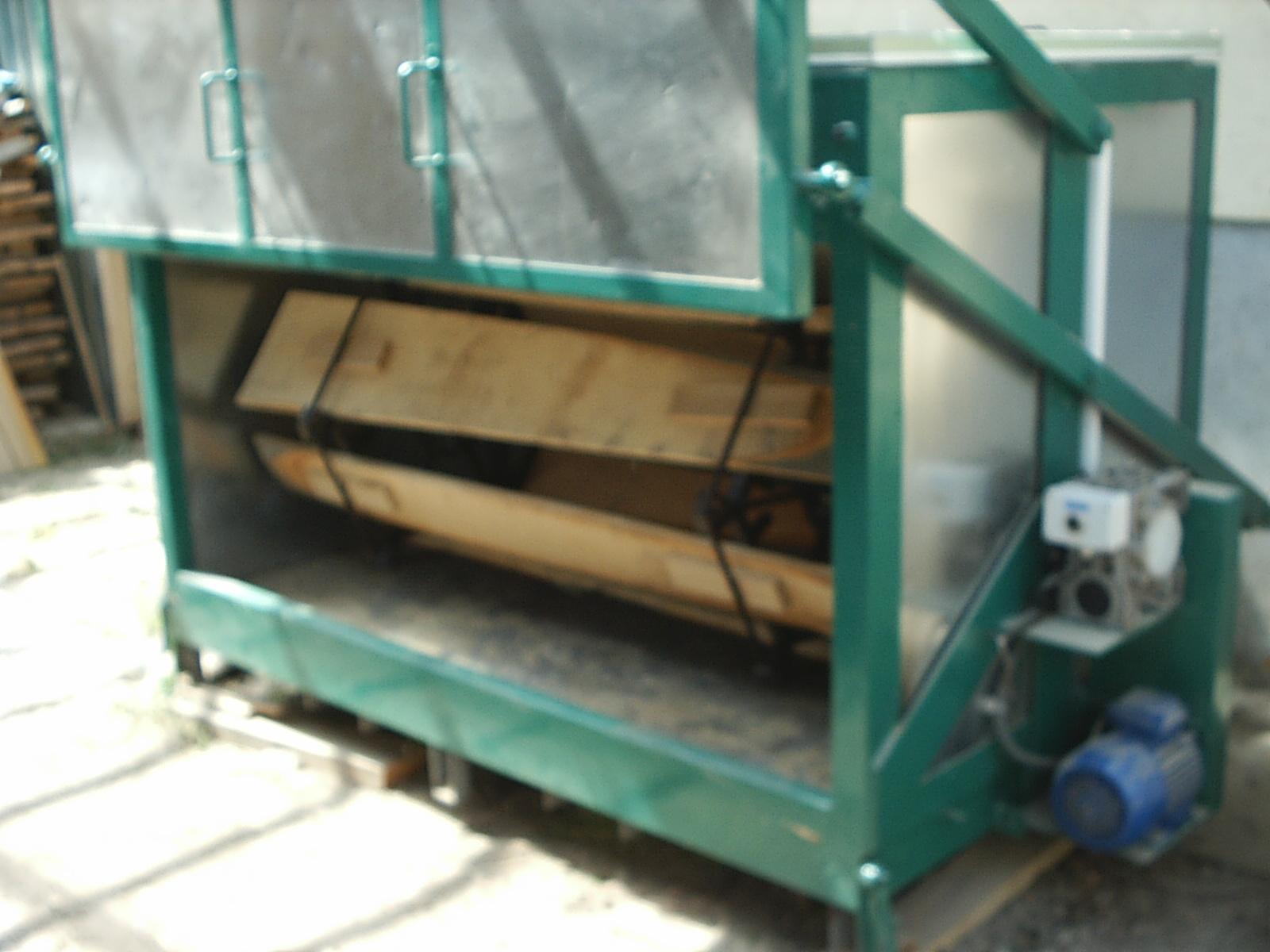 suszarnia mikrofalowa do drewna
