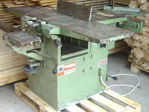A43 YAKORUDA - maszyna kombinowana 5 funkcji