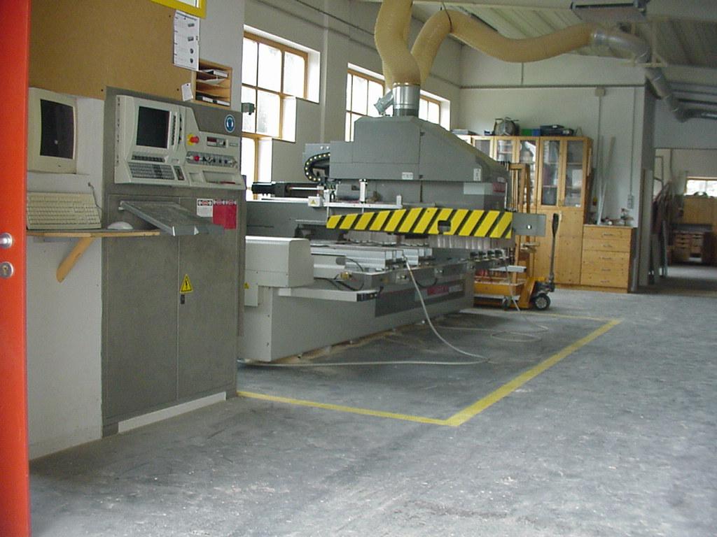 O B R A B I A R K I CNC- Centra Obróbcze