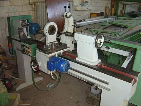 Tokarko kopiarki do drewna używane