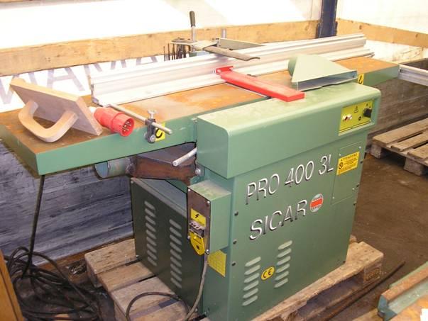 Strugarko grubościówka SICAR Typ PRO 300