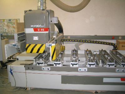 Maszyna C N C M o r b i d e l l i U46