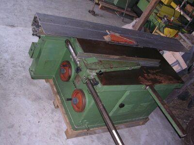piła formatyzerka dł.wózka260cm 1989r