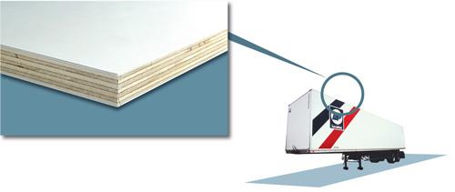 Kupie panele GRP do zabudowy ciężarówek