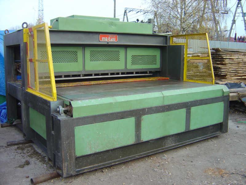 A28 METAU Prasa W.CZ. z generatorem wysokiej częst