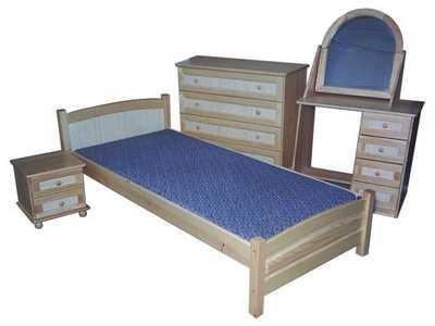 Łóżka – meble sosnowe zlecę wykonanie