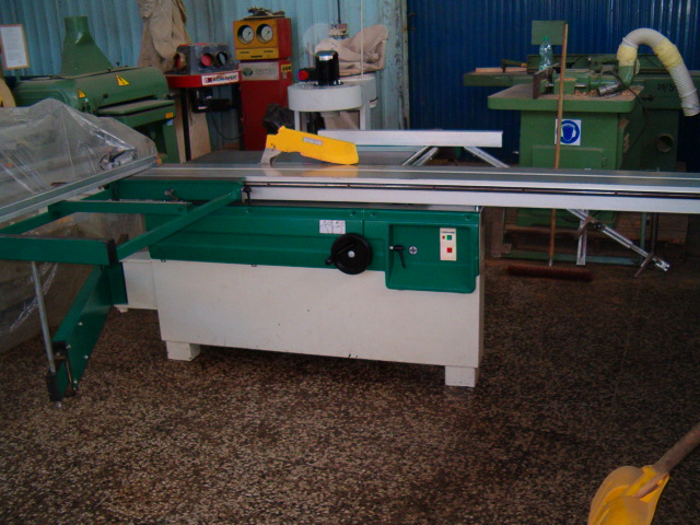 Używane maszyny do drewna