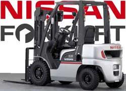 SPrzedaż: wózki widłowe Nissan nowe i uzywane.