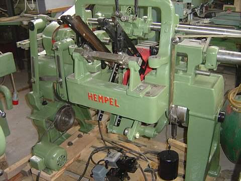 186 Automat tokarski IH - 250 Hempel