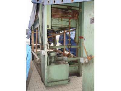 PRASA 8-polkowa HYDRAULICZNA OTT 225x125cm