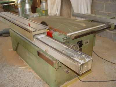 PILA FORMATOWA ALTENDORF F90 z podcinakiem