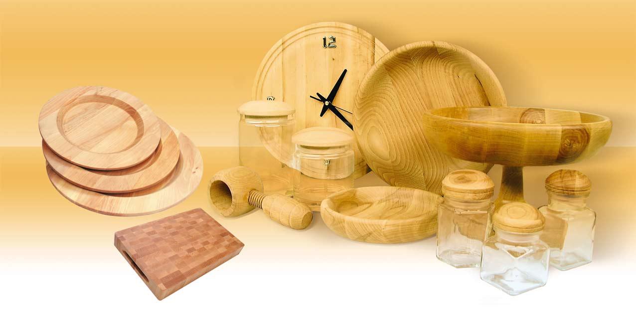 Producent galanterii z drewna
