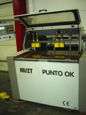 HIRZT centrum wiertarskie CNC PUNTO OK-27