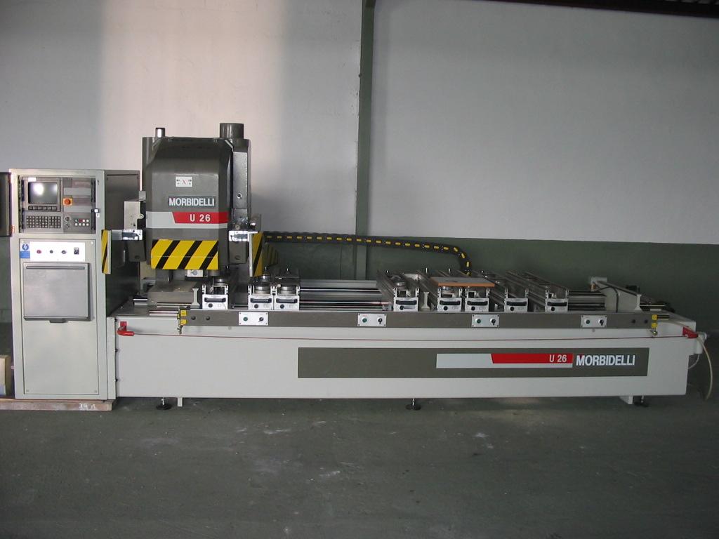 Używane M A S Z Y N Y (CNC) Centra Obróbcze