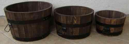 Donice drewniane typu