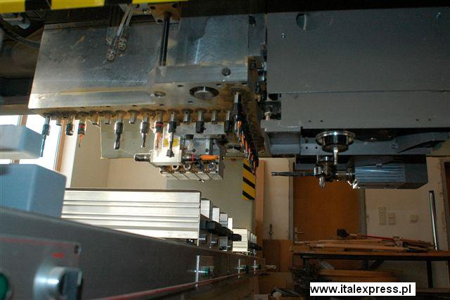 MORBIDELLI U 550 MASZYNA CNC