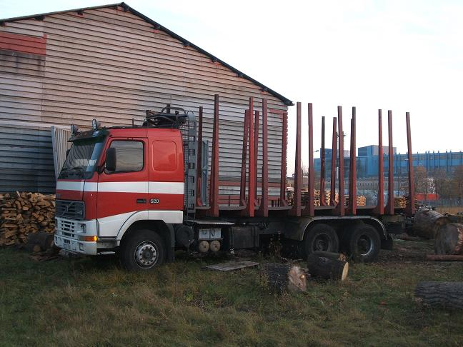 Volvo FH 16 6x4