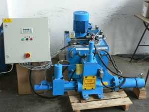 Brykieciarka hydrauliczna Nestro NVB 55
