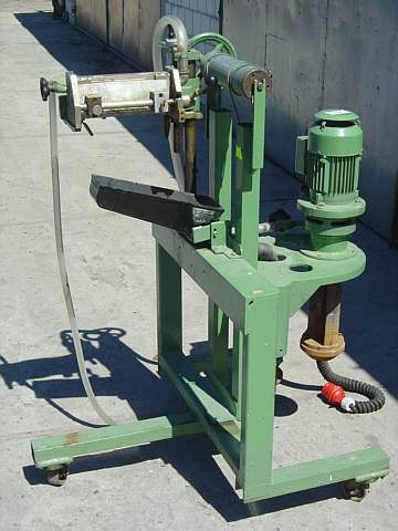 #219 Maszyna do impregnacji drewna