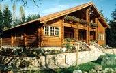 MAZURSKIE DOMY- drewniane domy z bali