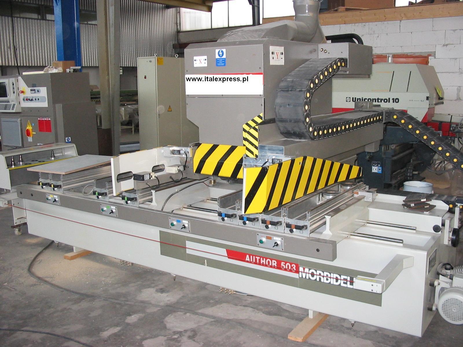 Zapraszmy (po świętach) maszyny CNC