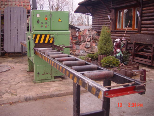 Wielopiła BrodPOL/WP 100 z 2000 roku/ 18,5 kW