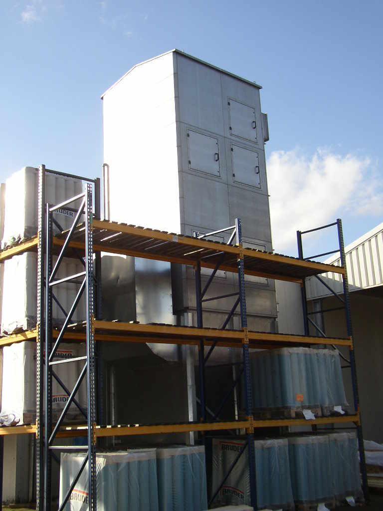 Urzadzenie filtrujace Nestro 9/4-30 rocznik: 2003