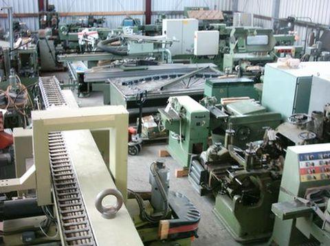 Maszyny stolarskie używane sprzedam