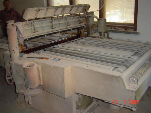 Polewarka lakieru DALP 130
