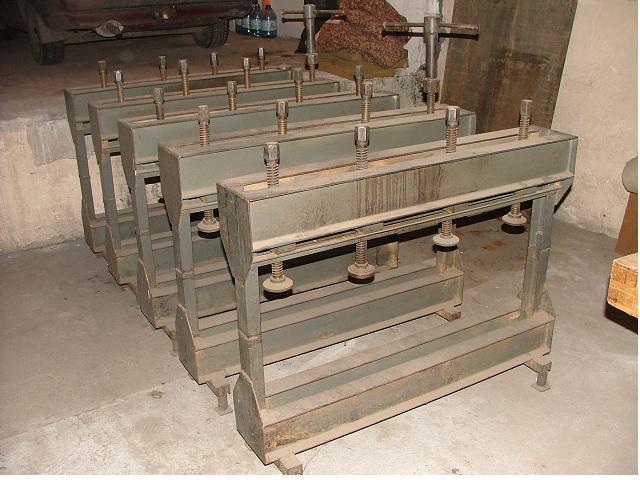 Ściski stolarskie metalowe ręczne