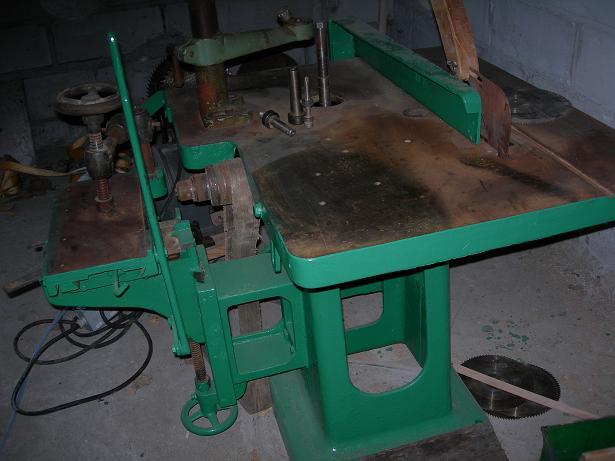maszyna 3 krotnie kombinowana