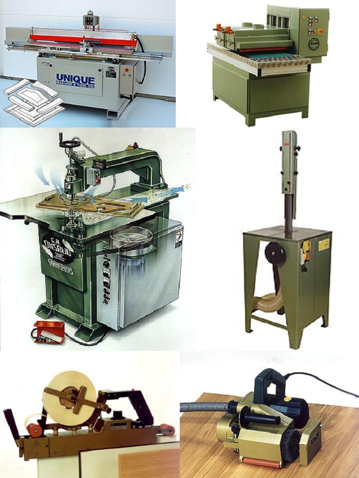 Maszyny specjalne BRAUN