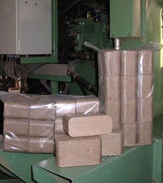 Brykiety kostka -Tirowe stałe zamówienia Niemcy