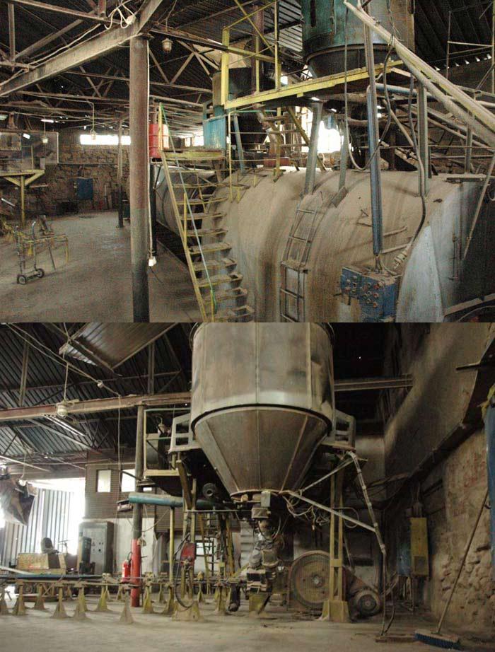 Kompletna linia do produkcji brykietu z trocin