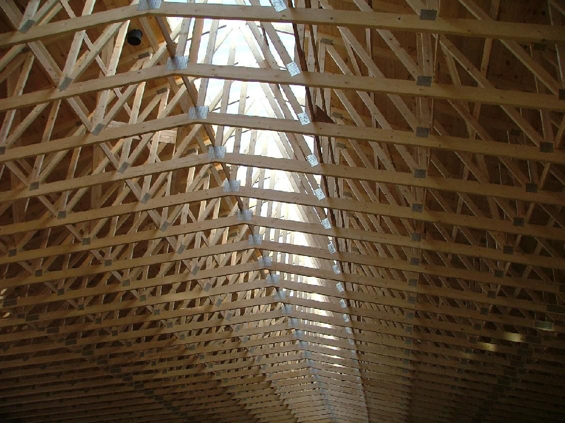 Prefabrykowane Wiązary Dachowe