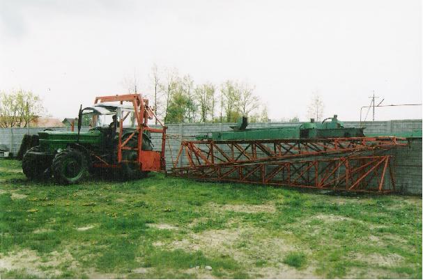 Sprzedam maszynę rolniczą do zbierania ogórków