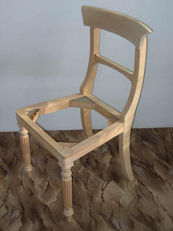 Stelarz krzesla wiktorianskiego
