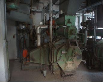 Linie do pelletu 1992 r - 2 sztuki