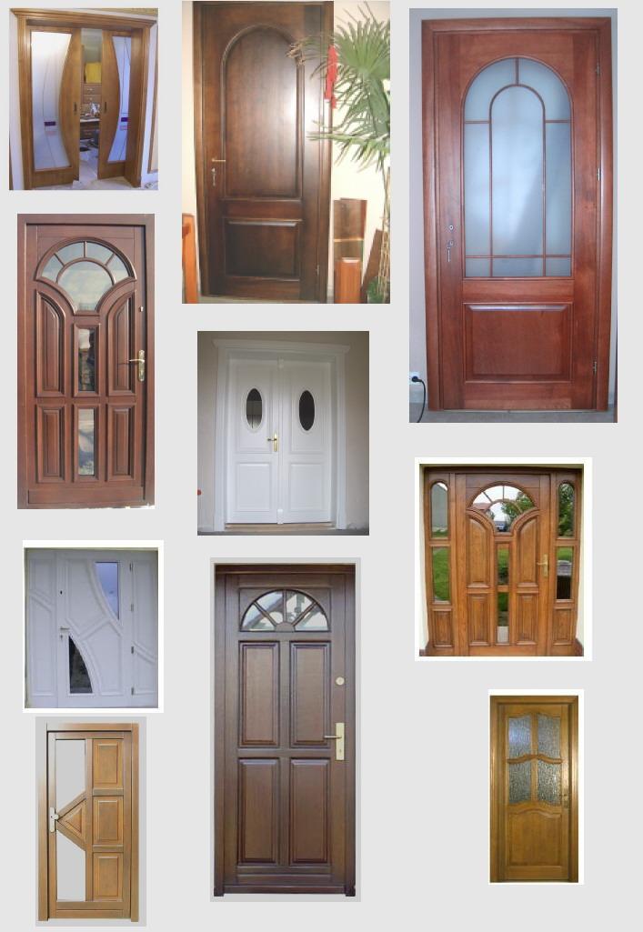 Solidnej jakości drzwi od producenta.