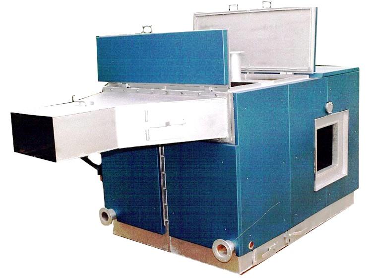 Automatyczne kotłownie do suszarni i hal- trociny