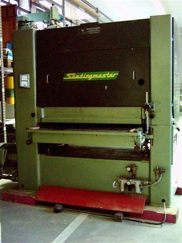 Szlifierka szrokotaśmowa Sandigmaster typ CSB-2