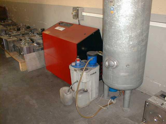 Kompresor śrubowy ECOAIR